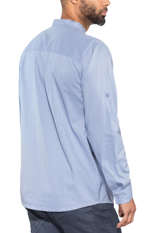 5fba50aa986 Jack Wolfskin Indian Springs Langærmet T-shirt Herrer blå | Find ...
